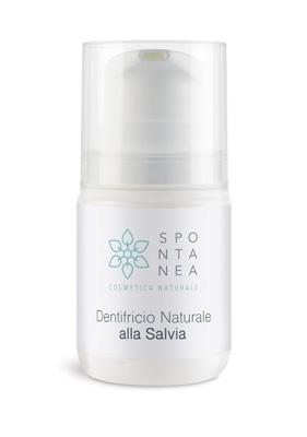 DENTIFRICIO NATURALE ALLA SALVIA